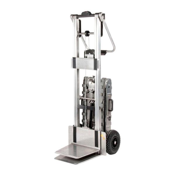 Diable lectrique pour monter des escaliers sans efforts - Chaise electrique pour monter escalier ...