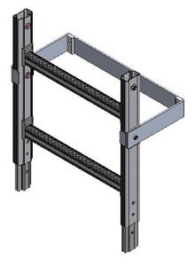 module d'echelle crinoline r2