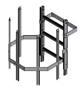 module d'echelle crinoline r3