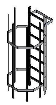 module d'echelle crinoline r7