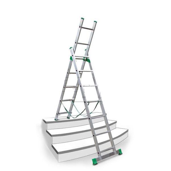 echelle pour escalier pour une mise en place simple et rapide. Black Bedroom Furniture Sets. Home Design Ideas