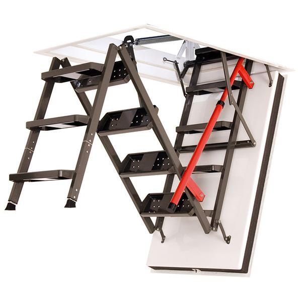 echelle escamotable coupe feu longue dur e. Black Bedroom Furniture Sets. Home Design Ideas