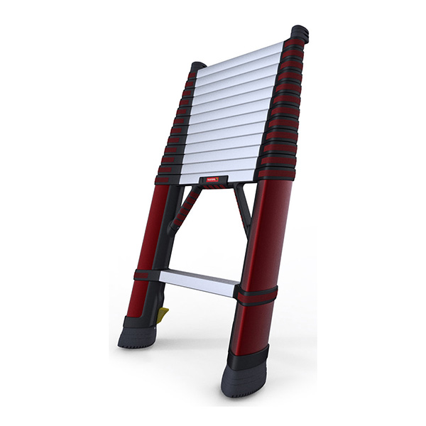 echelle t lescopique aluminium centaure avec carteur de. Black Bedroom Furniture Sets. Home Design Ideas