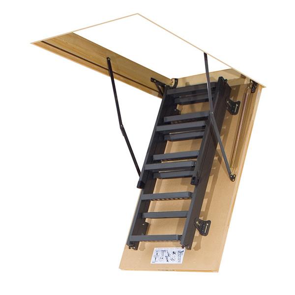 Echelle Escamotable Metallique De Ou De Hauteur Sous Plafond Maximale
