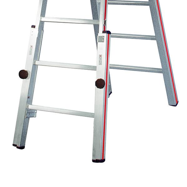 escabeau pour escalier permettant une multitude de. Black Bedroom Furniture Sets. Home Design Ideas