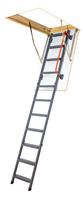 escalier escamotable avec rampe