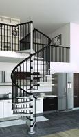 escalier colimacon