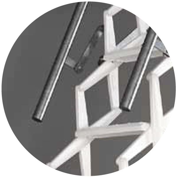 escalier escamotable electrique l escalier d harry potter. Black Bedroom Furniture Sets. Home Design Ideas