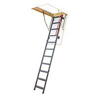 escalier escamotable acier