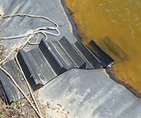 escaliers pour bassins