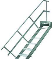 rampe d'escalier industriel 2221