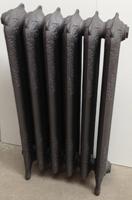 radiateur fonte fleuri hauteur 950mm. Black Bedroom Furniture Sets. Home Design Ideas