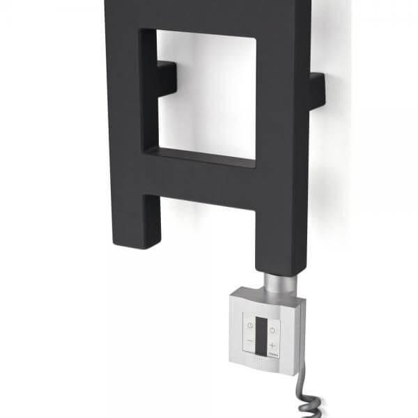 Seche serviette troit lectrique pour les petits espaces - Petit radiateur seche serviette electrique ...