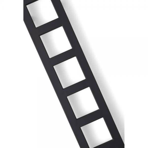 Seche serviette noir etroit lectrique - Petit radiateur seche serviette electrique ...