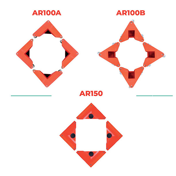 gamme coins roulants AR