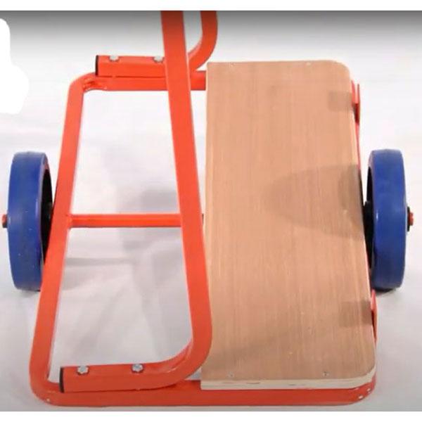 plateau chariot bras fixe