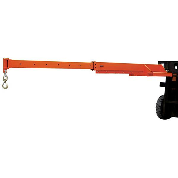 potence telescopique chariot elevateur