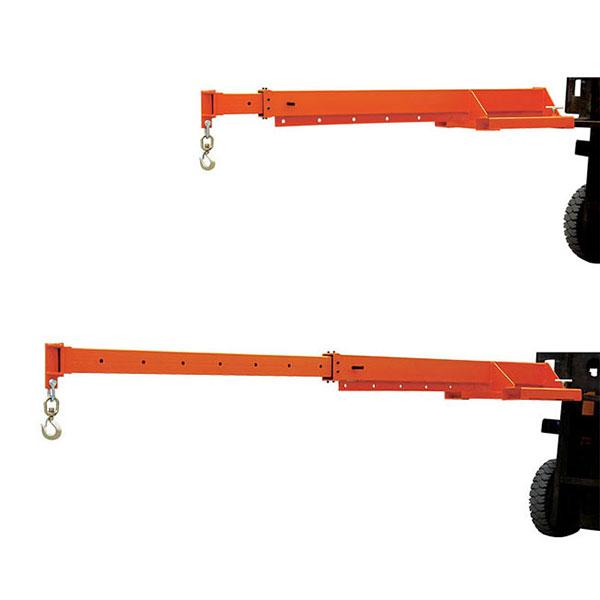 potence telescopqiue chariot elevateur TLB03
