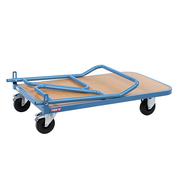 chariot dossier rabattable 250kg