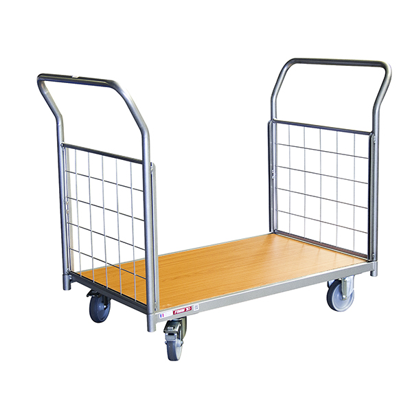 chariot modulable 2 cotes charge max250