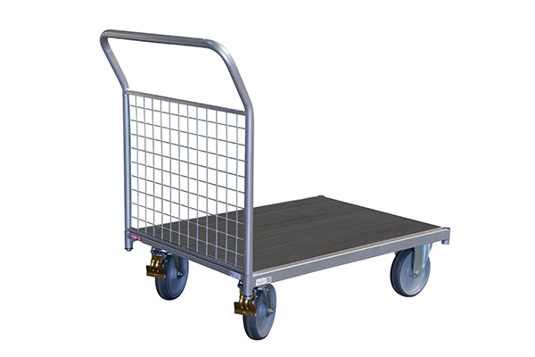 chariot modulable grillage 1 cote charge max 500kg
