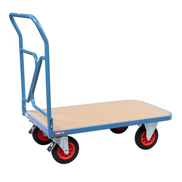 chariot pliable bois 400kg