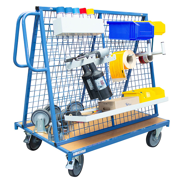 chariot porte outils atelier