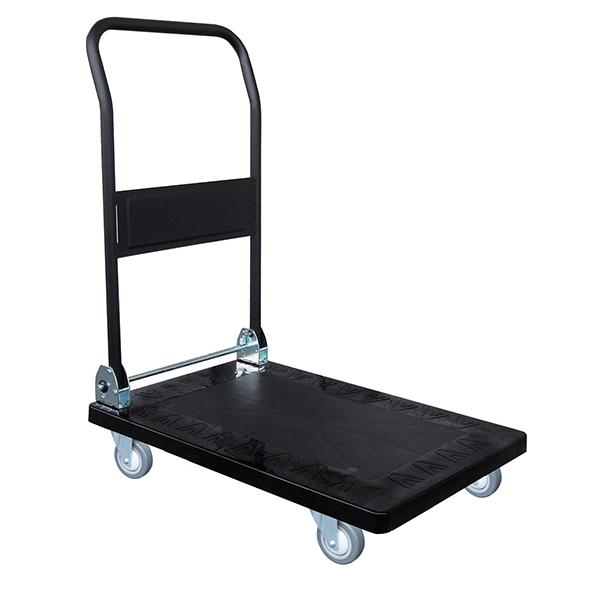 chariot rabattable panneau polypropylene
