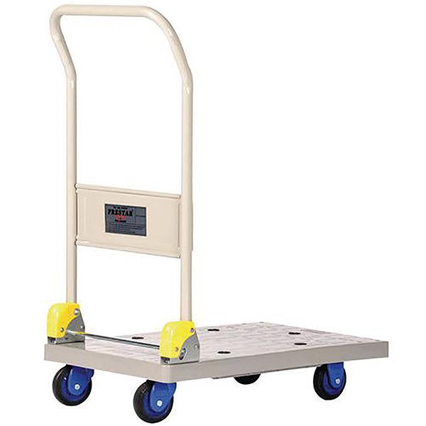 chariot rabattable plateau polypropylene renforce