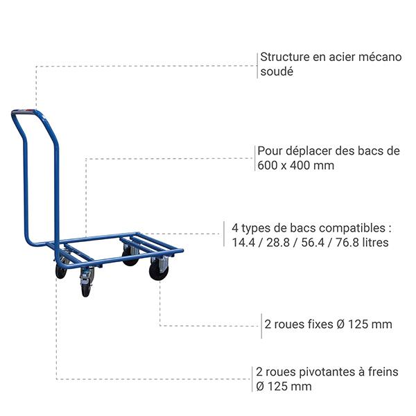 details chariot 800006449