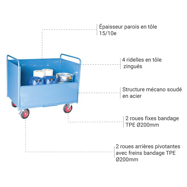 details chariot 800006471