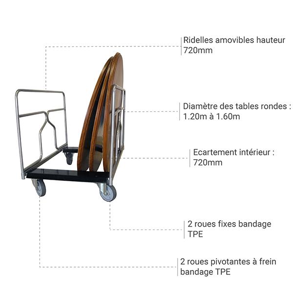 details chariot 800007629