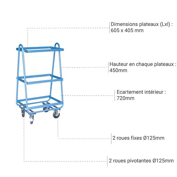 details chariot 880006438