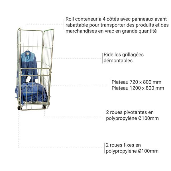 details chariot 885006618