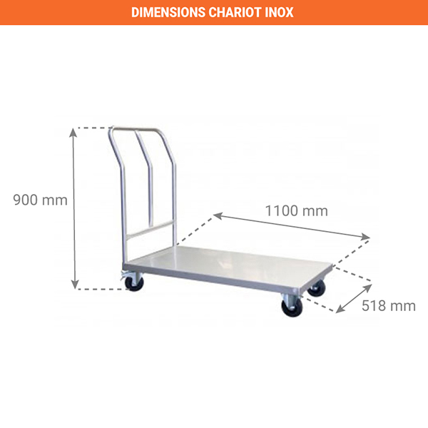 dimensions chariot 800009760