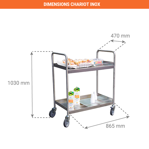 dimensions chariot 880000633