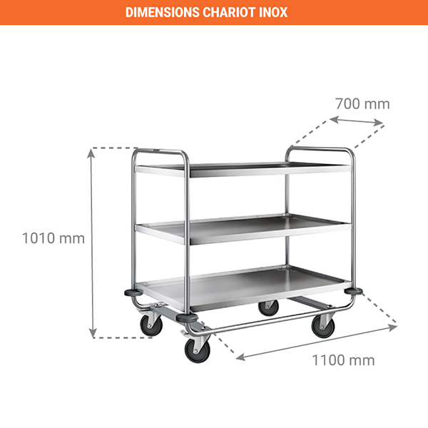 dimensions chariot 885006693