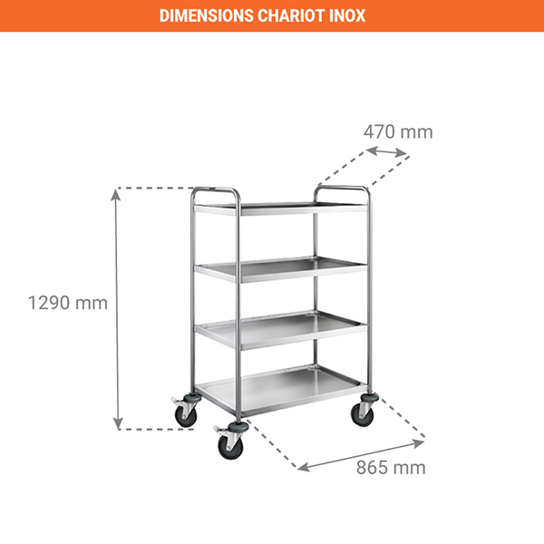 dimensions chariot 885006699