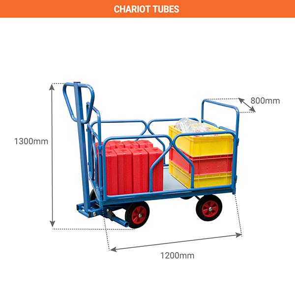 schema chariot tubes 800007111