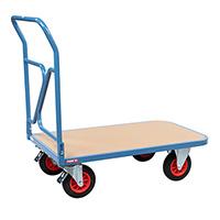 Chariot dossier rabattable 400kg