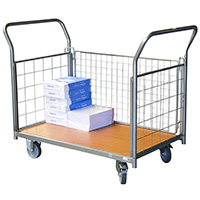 Chariot modulable pour industrie