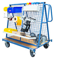 Chariot porte outils