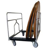 Chariot de transport pour table