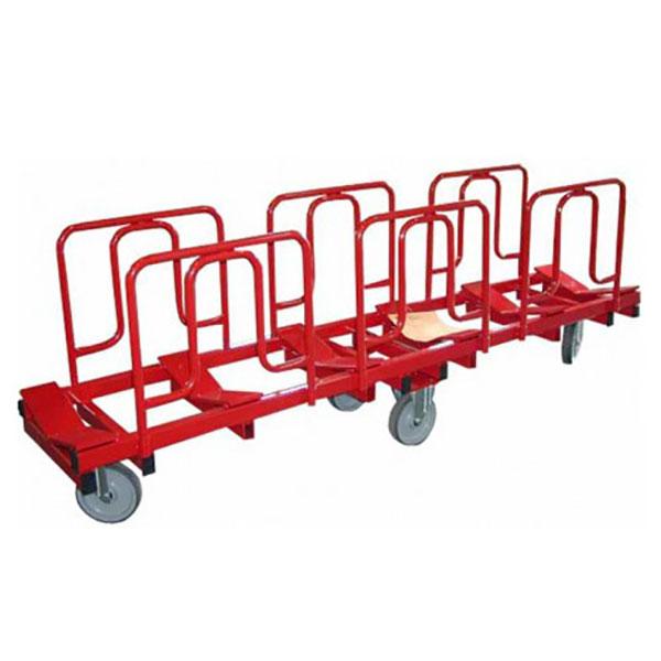 chariot transport sur mesure