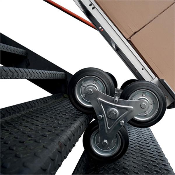 Diable aluminium 3 roues