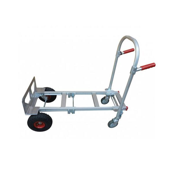 diable chariot 2 en 1 en aluminium charge max 350kg. Black Bedroom Furniture Sets. Home Design Ideas