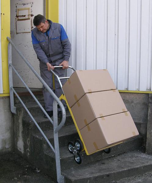 diable monte escalier pour une manutention facile. Black Bedroom Furniture Sets. Home Design Ideas