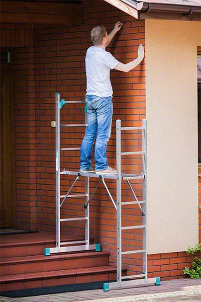 echafaudage 8507 echafaudage escalier