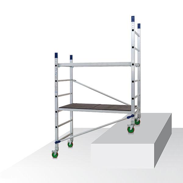 echafaudage ALTO AL205 escalier