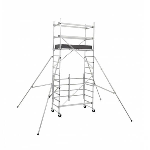 Echafaudage SPEEDY - Modèle haut. plancher 2.66m